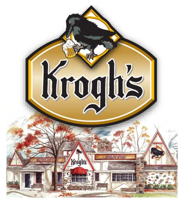 Krogh's Restaurant & Brew Pub, 23 White Deer Plaza, Sparta, Lake Mohawk, NJ