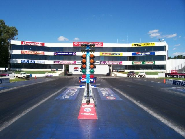 Find your Thrill at Raceway Park!