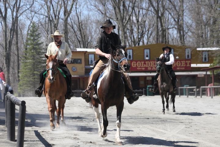 Cowboys of Wild West City