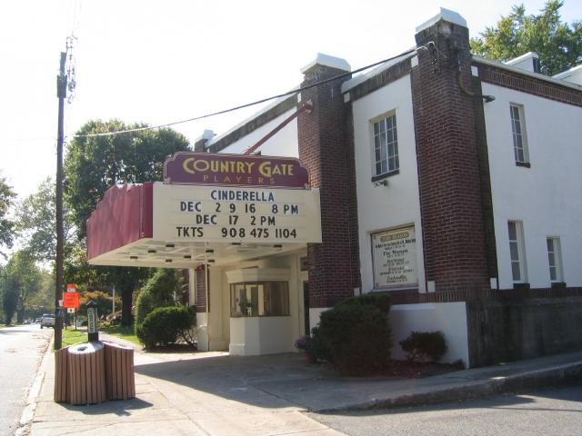 The Country Gate Playhouse, Belvidere, New Jersey