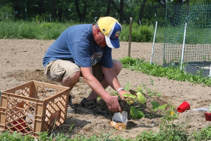 Community Supported Gardening
