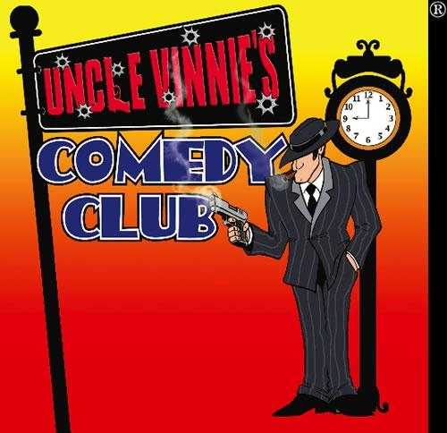 Voted One oF the Best Comedy Clubs in NJ