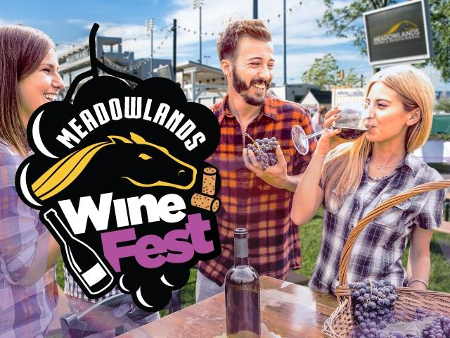 Wine Fest at The Meadowlands