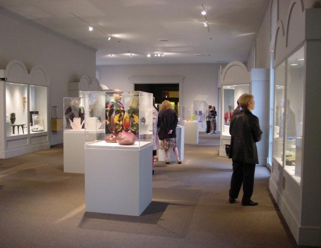 Museum of American Glass Exhibition