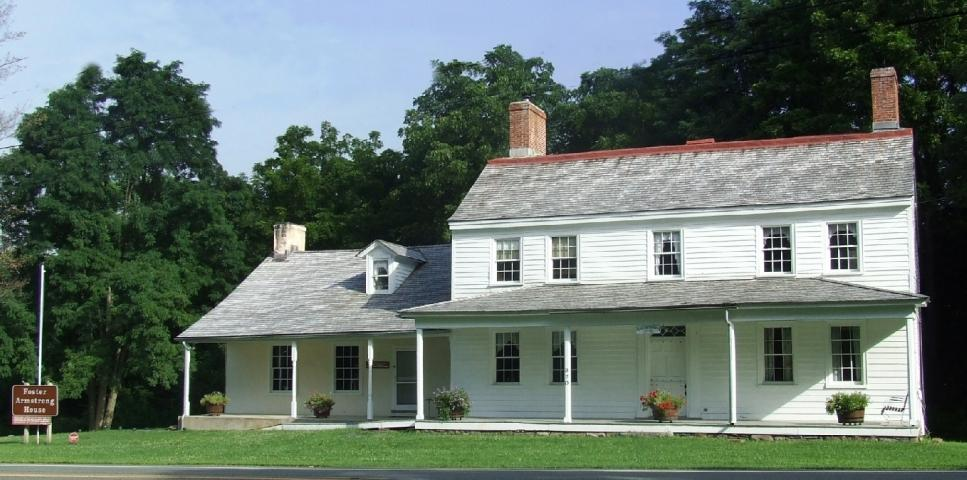Foster-Armstrong House