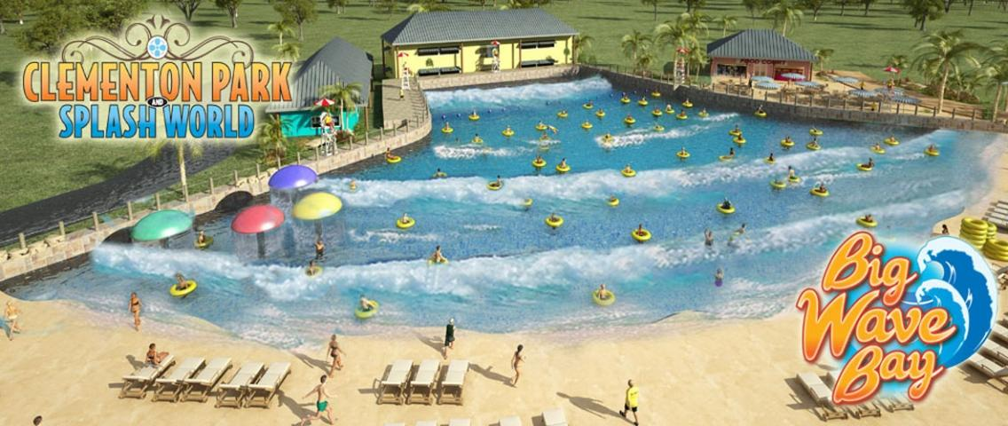 Big Wave Bay - New for 2012!