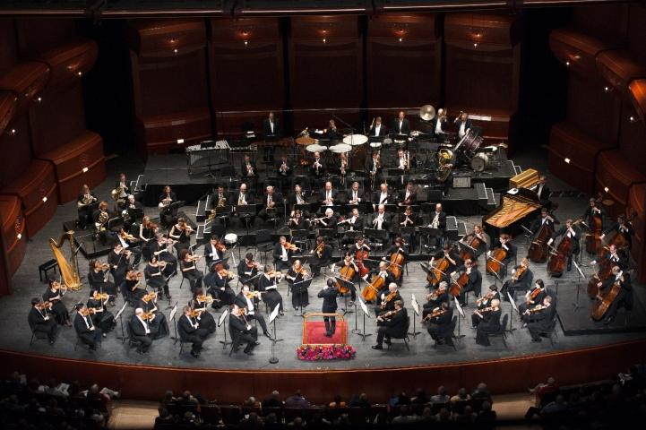Music Director Jacques Lacombe and the New Jersey Symphony Orchestra