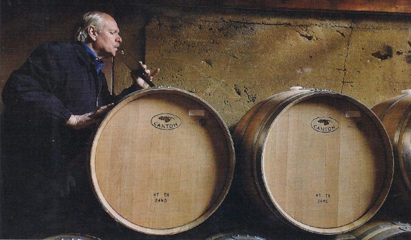 Owner & Winemaker, Louis Caracciolo