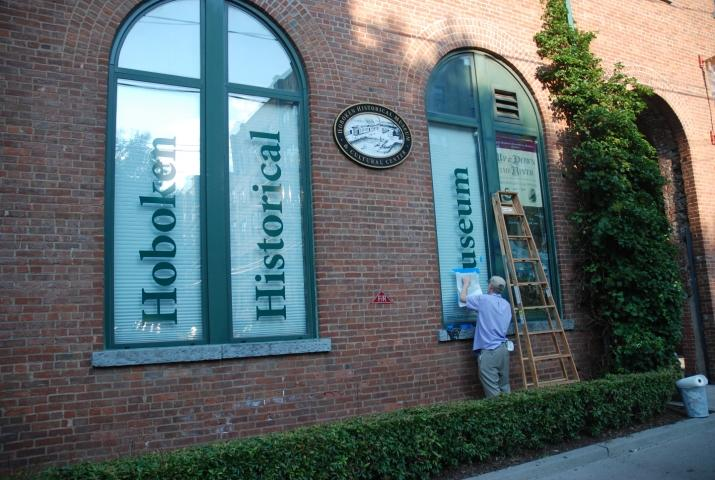 Welcome to the Hoboken Historical Museum.