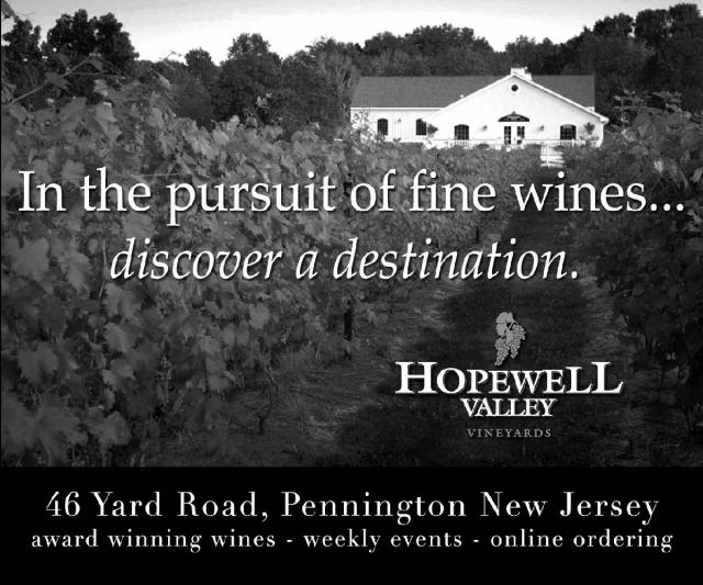 In the pursuit of fine wines...discover a destination.