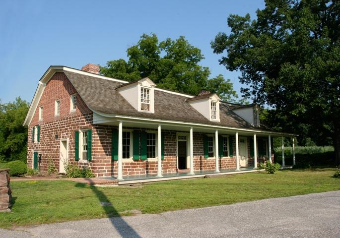 The Steuben House saw more of the American Revolution than any other home in America.