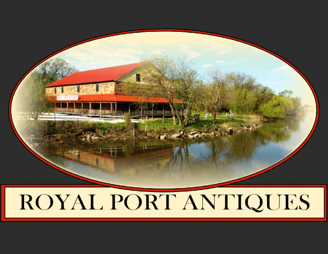 Royal Port Antiques is 12,000 square feet of Antiques, Architectural and Industrial.