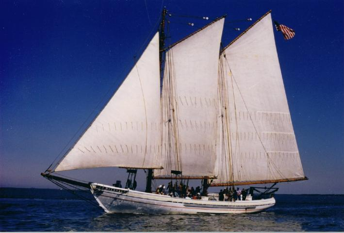 NJ's Tall Ship A.J. Meerwald