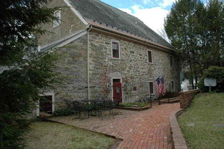 The Gristmill (main building)
