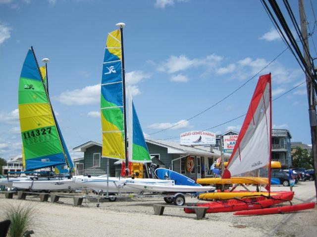 Hobie Cats in Stock
