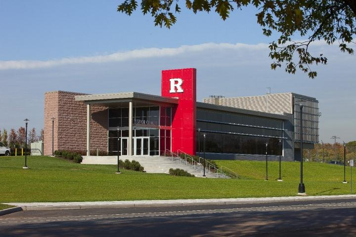 Rutgers Visitor Center
