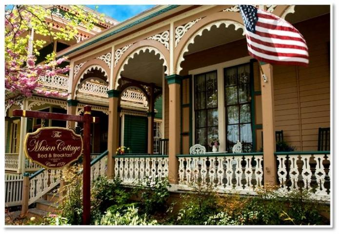 The Mason Cottage, Cape May Bed and Breakfast
