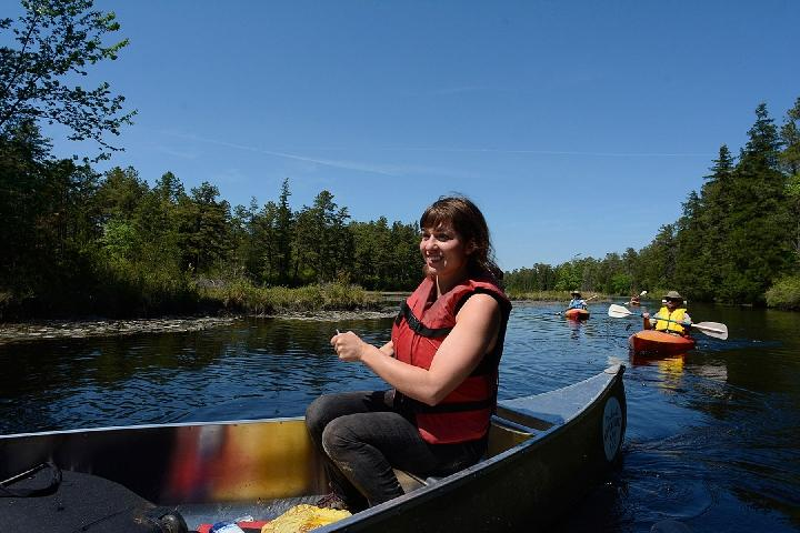 Come canoe or kayak and experience the pristine rivers of the New Jersey Pine Barrens.