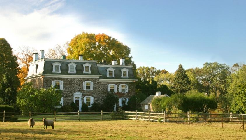 Welcome to Woolverton Inn