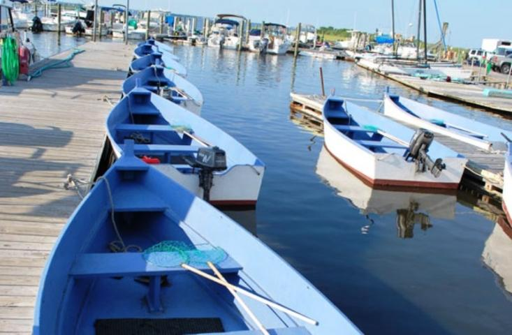 Our Rowboat Rentals