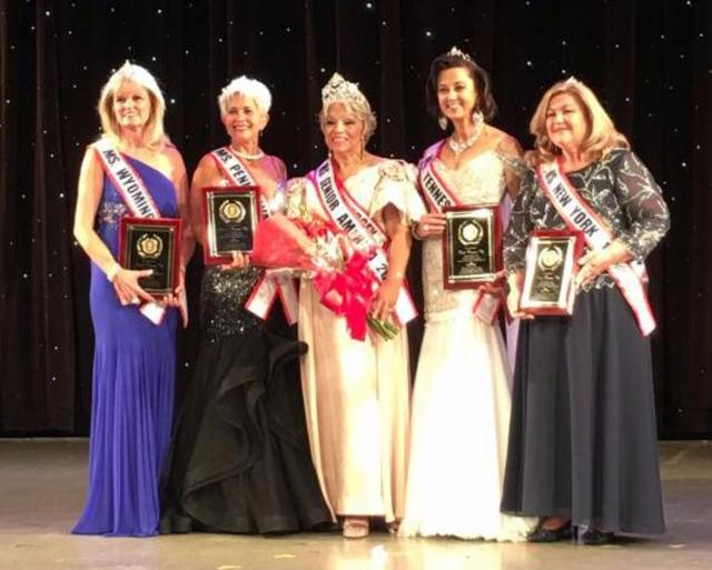 2017 Winners Senior America National Pageant