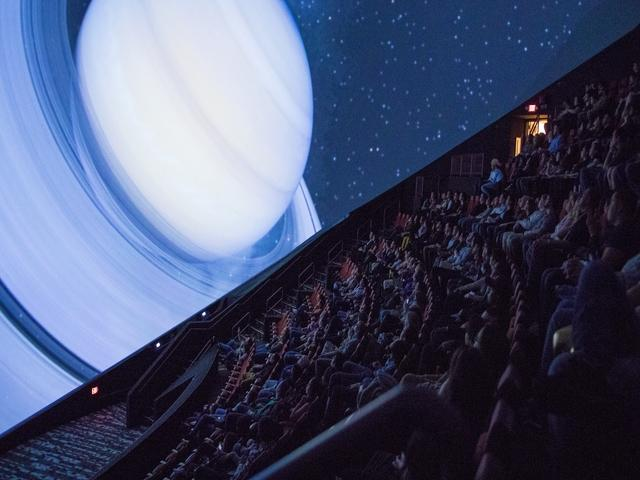 Audiences thrill to a cosmic joyride through the galaxy.