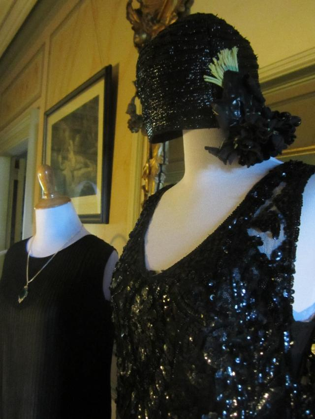 More than 100 articles of clothing on display from the 1920s to the 1970s.
