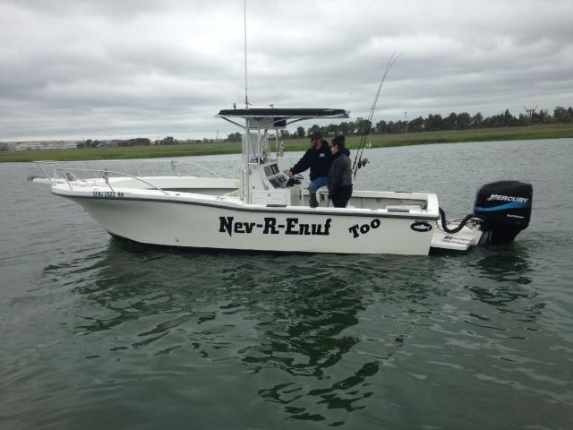Two comfortable boats for family fishing, fully insured and Coast Guard licensed Captains.