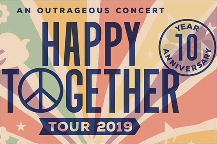 Happy Together Tour 2019