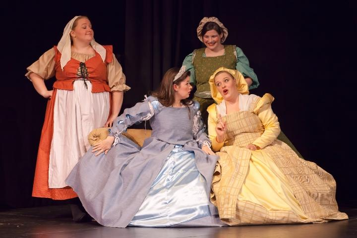 Westminster Opera Theatre presents classic and new operas on campus.