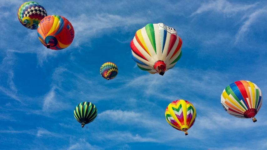 The New Jersey Festival of Ballooning is a must on everyone's summer plans