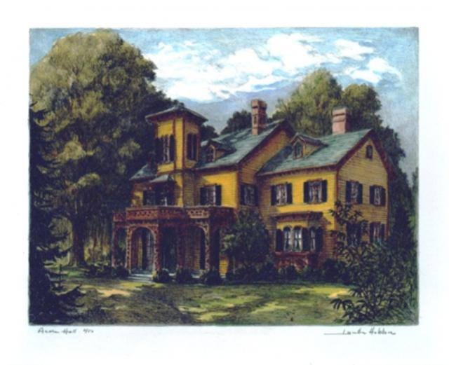 Acorn Hall by Lucille Hobbie