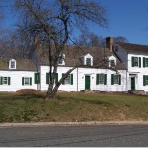 Abraham Staats House