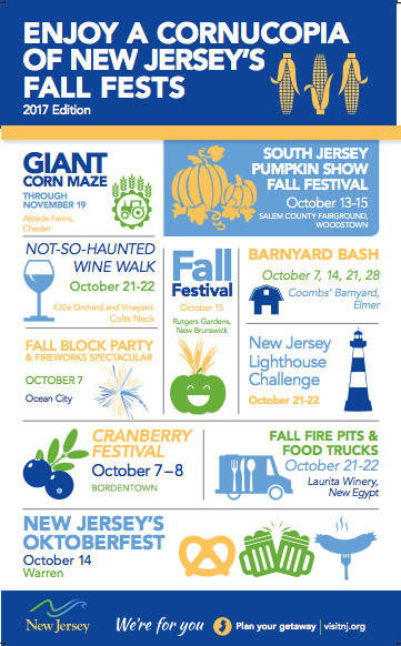Infographic - NJ Fall Fests 2017 Edition